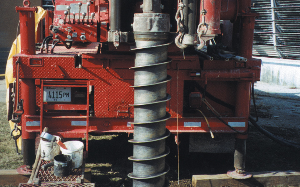 Environmental & Geotechnical Drilling