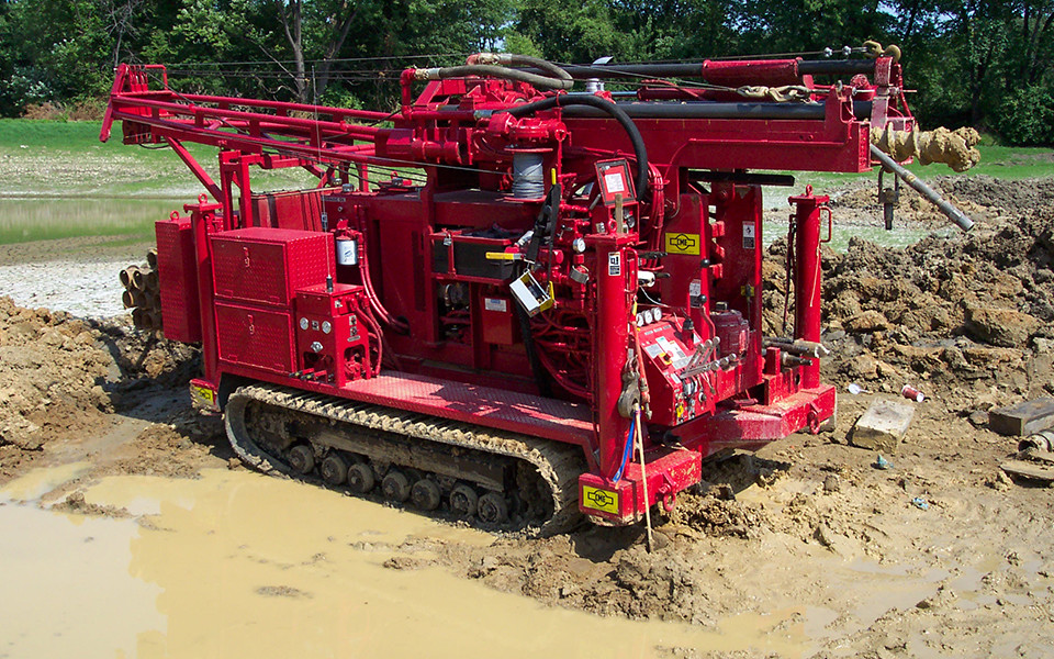 Bulldog Drilling Company Environmental & Geotechnical Drilling