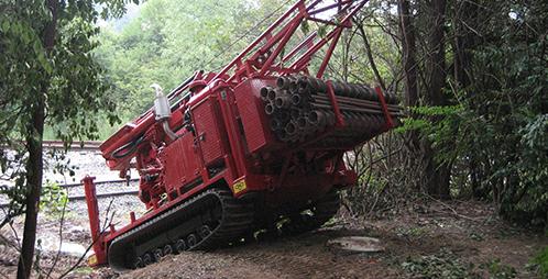 all terrain drilling